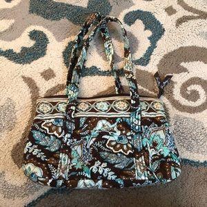Vera Bradley Java blue purse